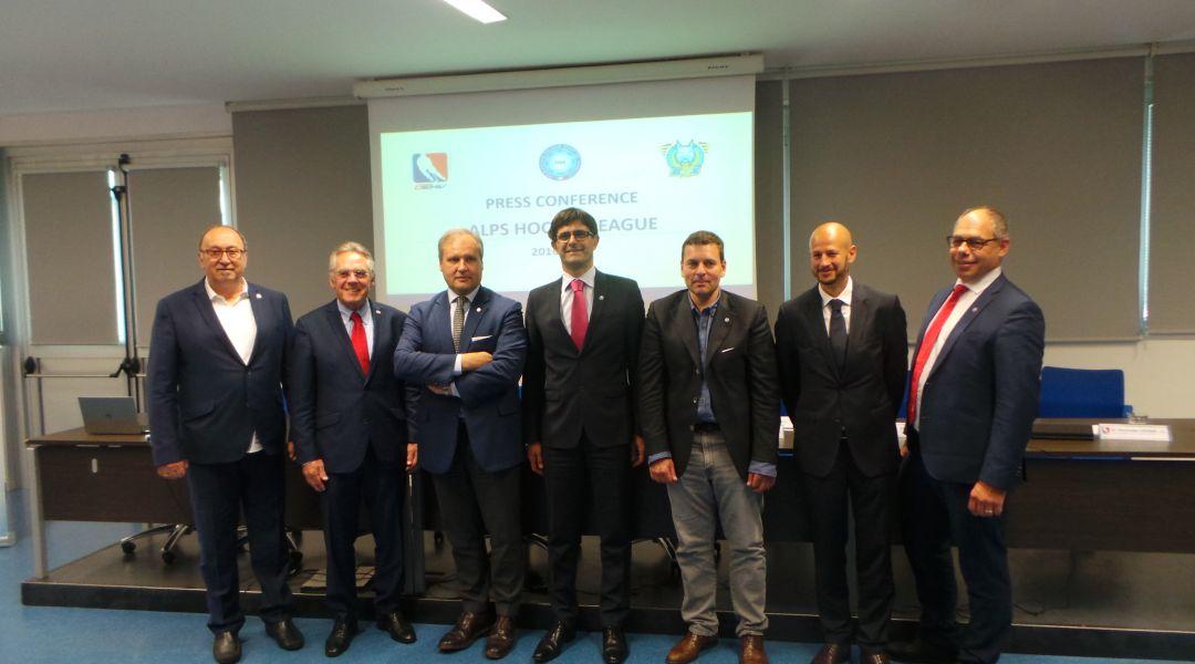 Italia: presentata (?) la Alps Hockey League