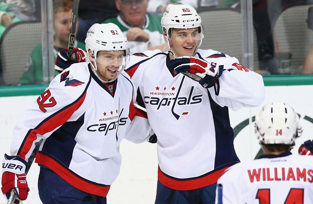 NHL: a due terzi della regular season, Washington verso il President Trophy