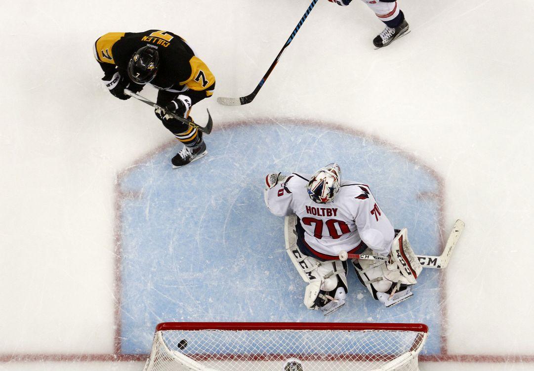 NHL: i Penguins hanno tre match ball per eliminare Washington