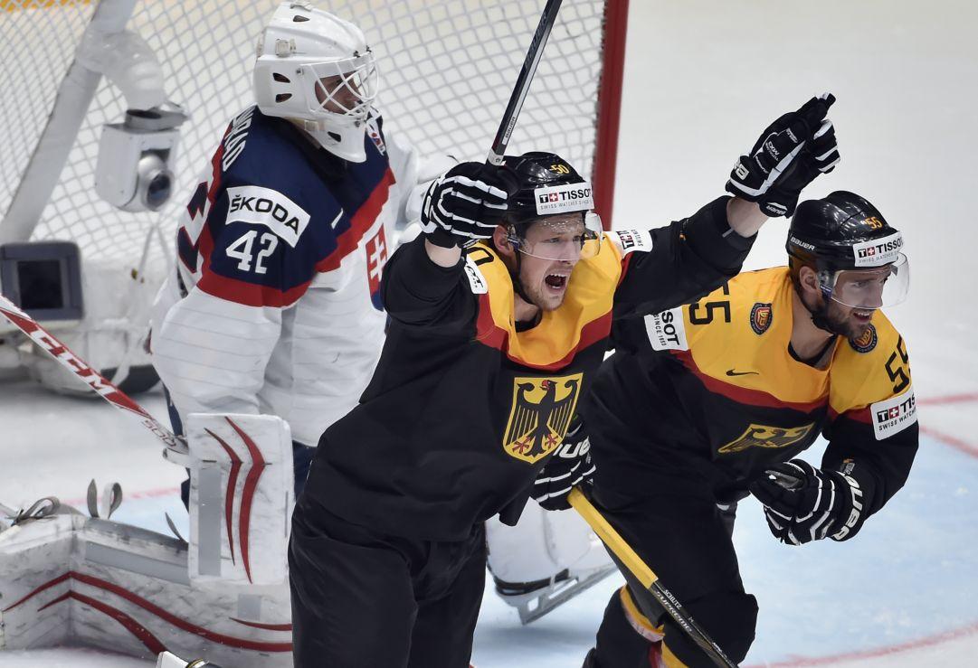 Mondiali: la Germania ferma la corsa della Slovacchia
