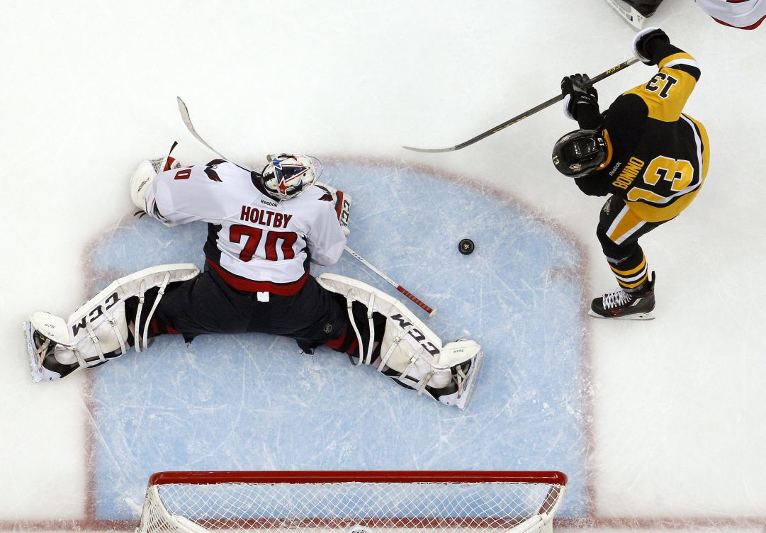 NHL: Pittsburgh elimina Washington in gara 6
