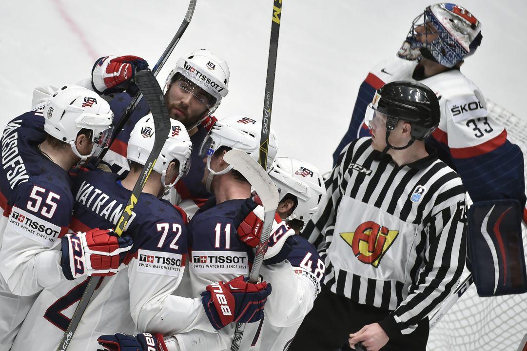 Mondiali: Stati Uniti e Danimarca completano i quarti, la Finlandia travolge il Canada