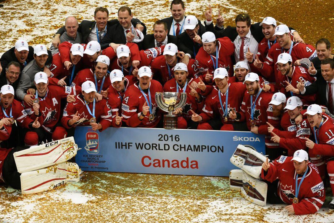 Hockey: il nuovo ranking dopo i Campionati Mondiali