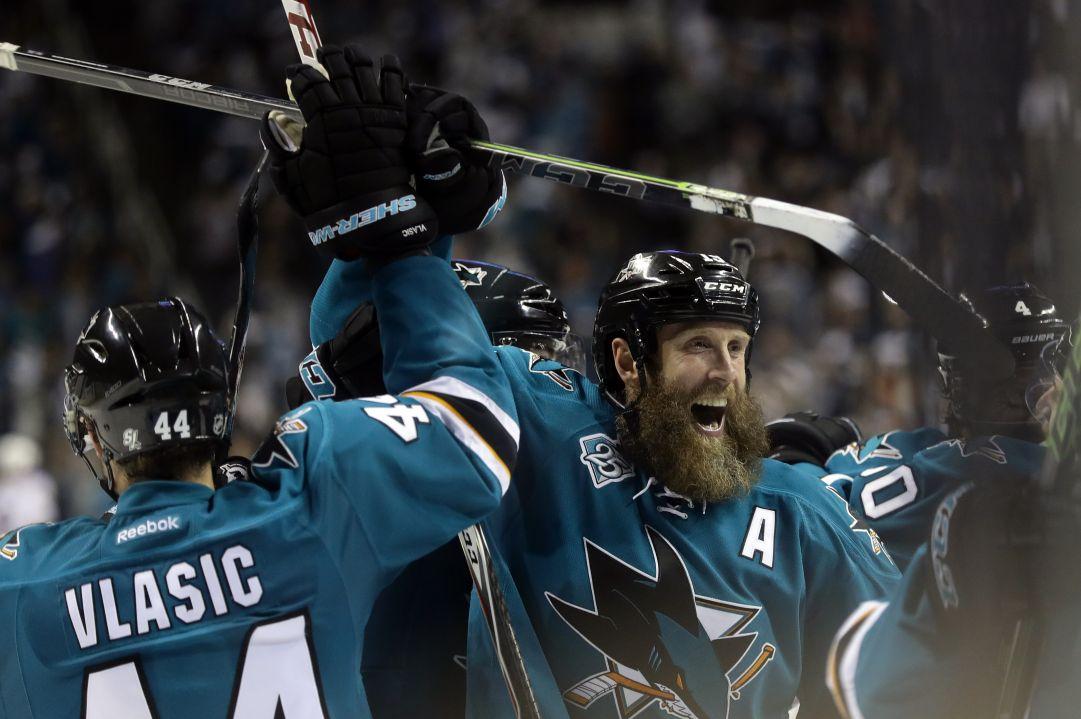 NHL: i San Jose Sharks per la prima volta giocheranno per la Stanley Cup.