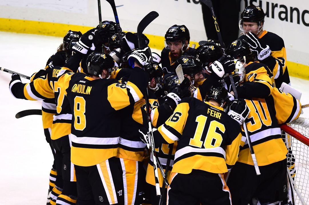Stanley Cup: gli altri finalisti sono i Pittsburgh Penguins