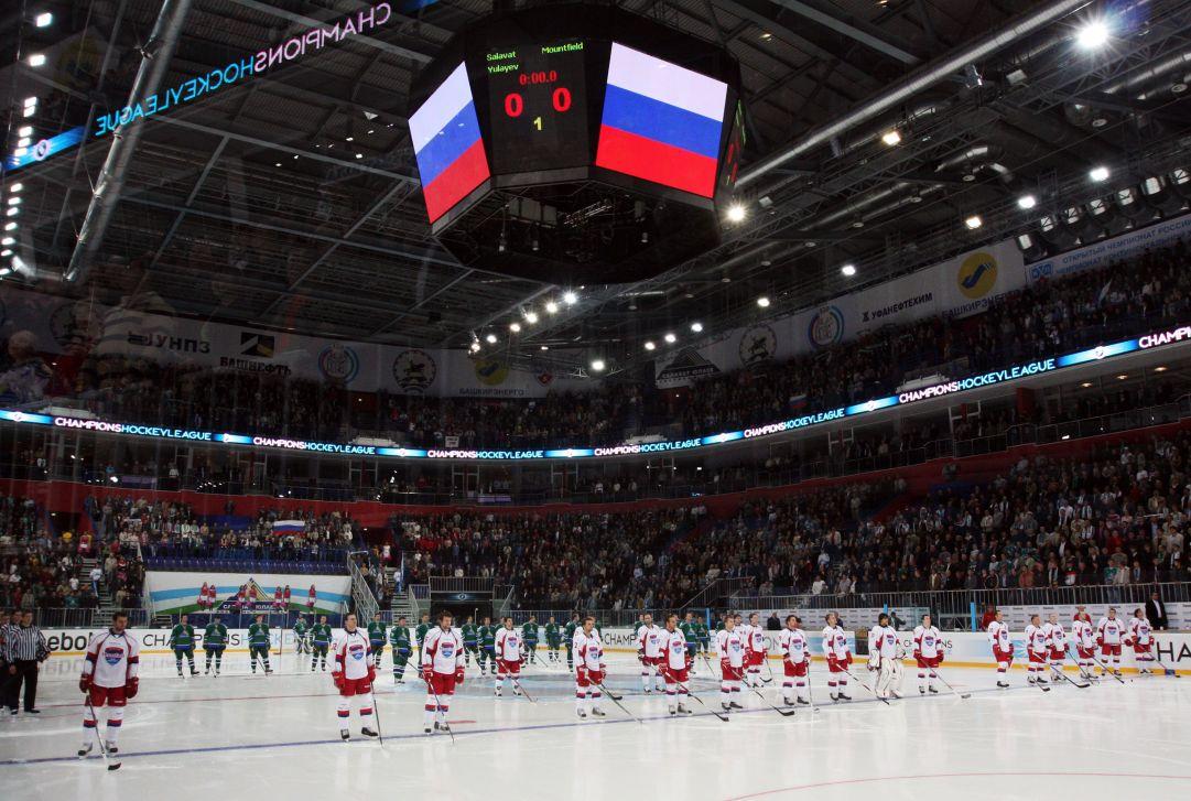KHL - Lokomotiv e Salavat Yulaev le squadre della settimana