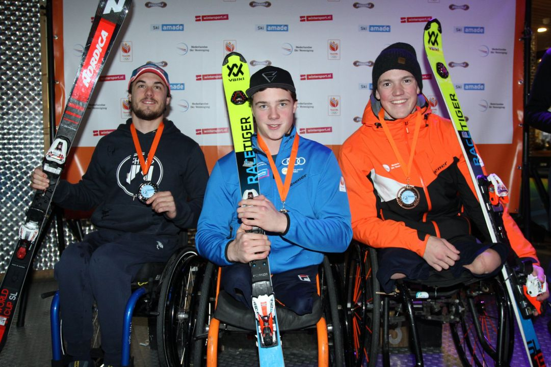IPC: la stagione dello Sci Alpino si apre a Landgraaf con due podi di Renè De Silvestro