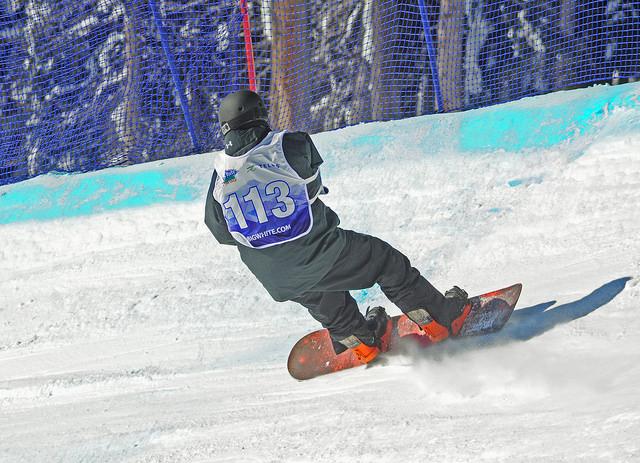 Mondiali IPC Snowboard: Jacopo Luchini Bronzo nel Cross