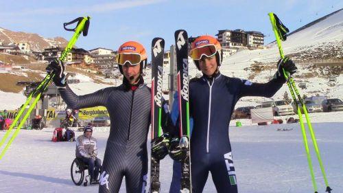 Coppa del Mondo IPC: Bertagnolli vince lo Slalom di St.Moritz