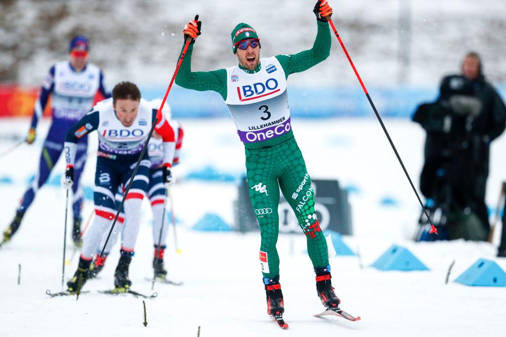 Fondo: Federico Pellegrino vince la Sprint di Lillehammer