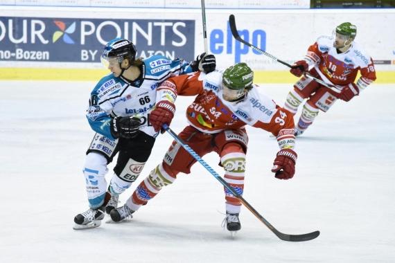 EBEL - Il Bolzano trova il Linz nei quarti di finale