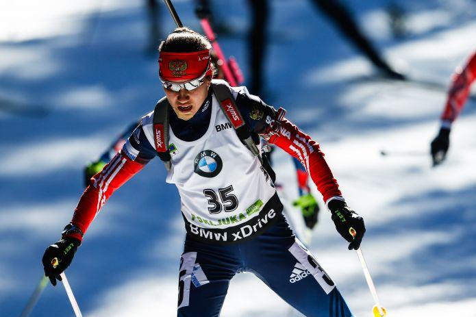 IBU Cup: Daria Virolaynen vince l'Inseguimento di Brezno-Osrblie