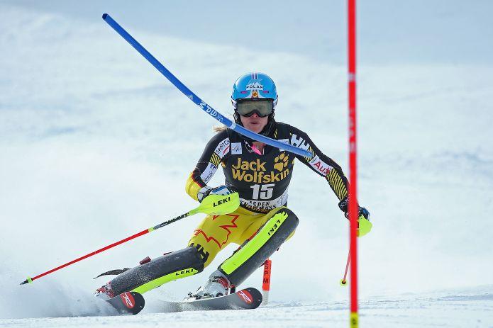 NorAm Cup: Ancora un trionfo di Erin Mielzynski in Slalom