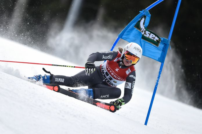 Estelle Alphand nella prossima stagione gareggerà per la Svezia