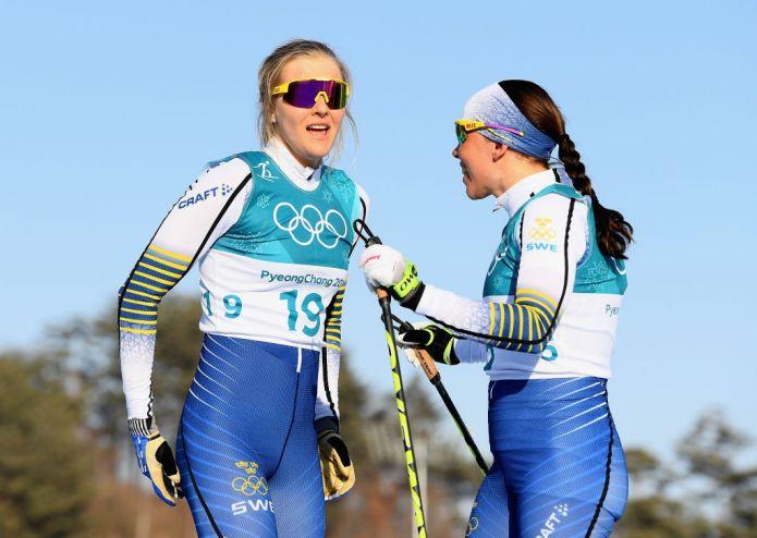 Il Tour de Ski non è nei piani di Charlotte Kalla e Stina Nilsson
