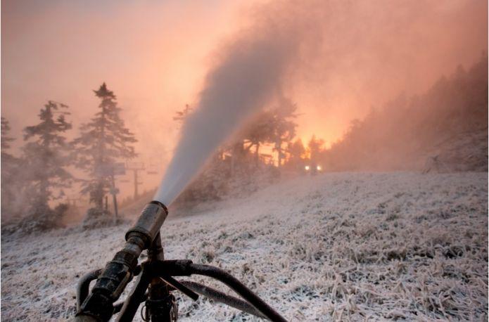 I cannoni sparano già la neve per il ritorno della Coppa sulla East Coast
