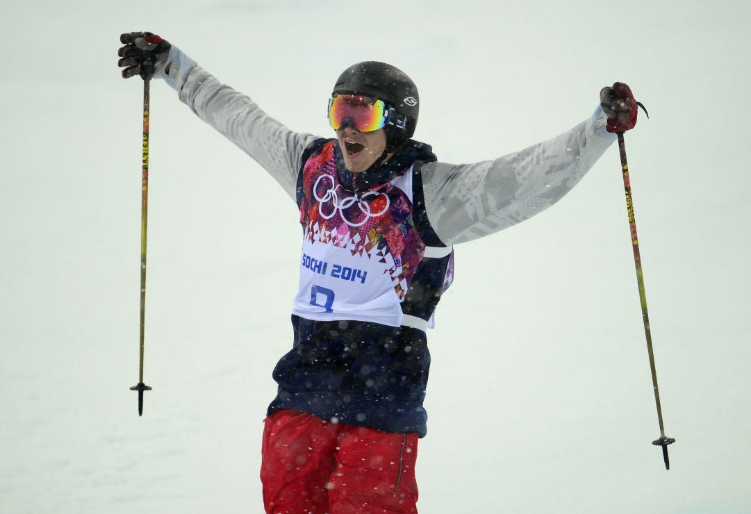 Ski Halfpipe uomini: David Wise è campione olimpico