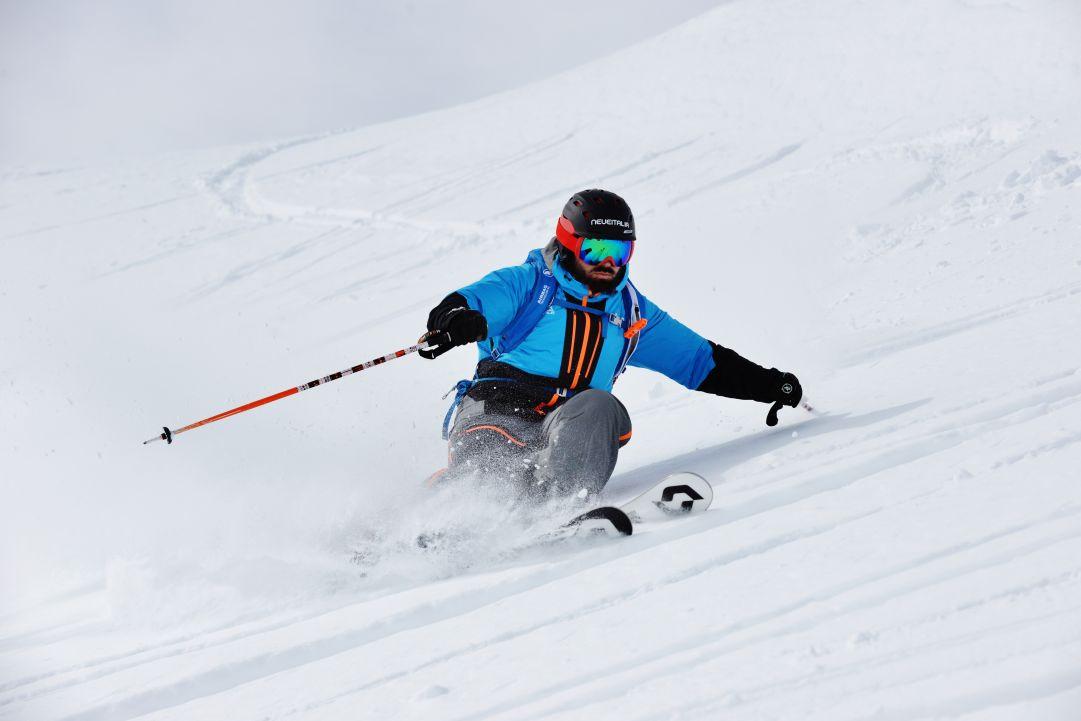 Ski Test Scott 2017/18:ai test Neveitalia i nuovi modelli della linea Freeride 2018