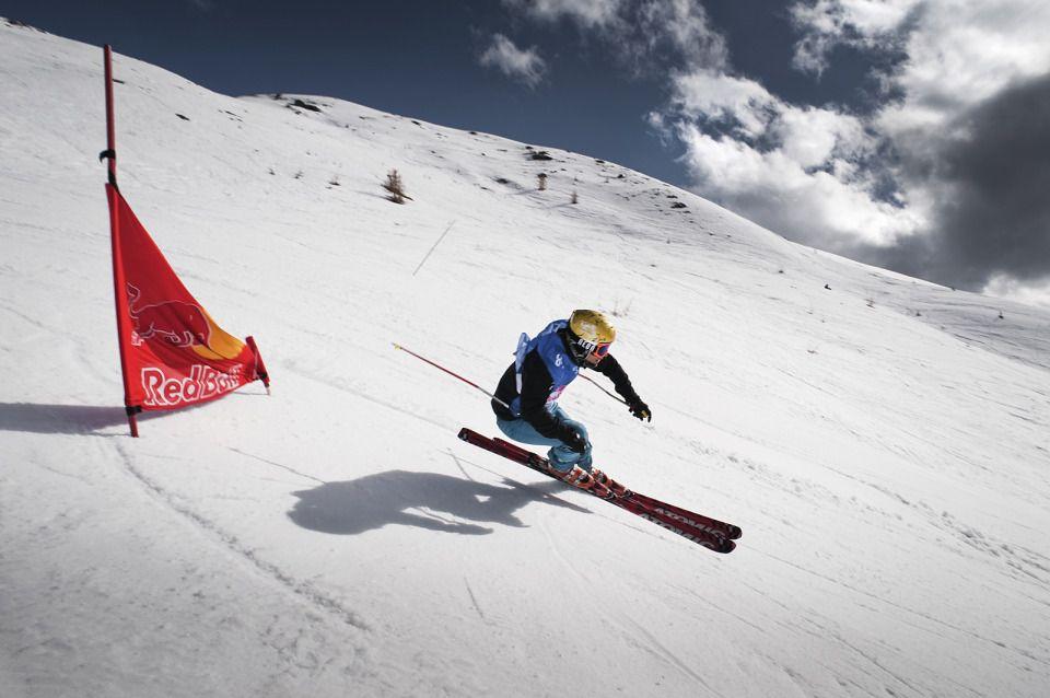 Red Bull Discesa Libera Bardonecchia Skier: Andrea Bergamasco
