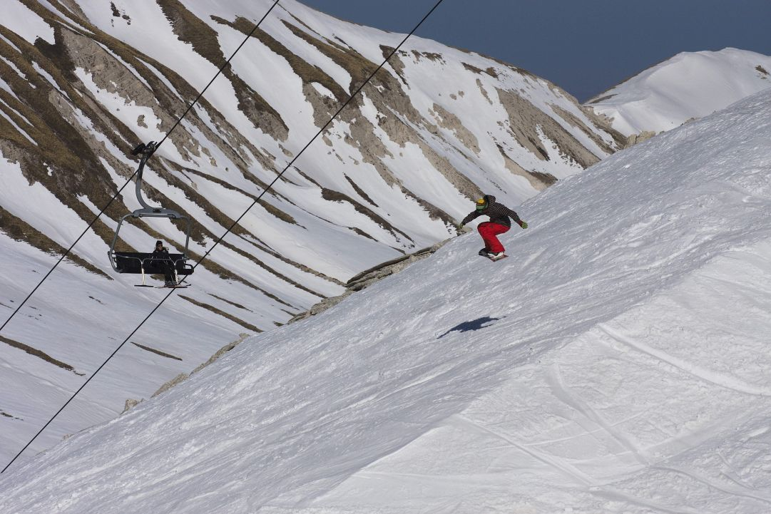 Snowpark Campo Imperatore