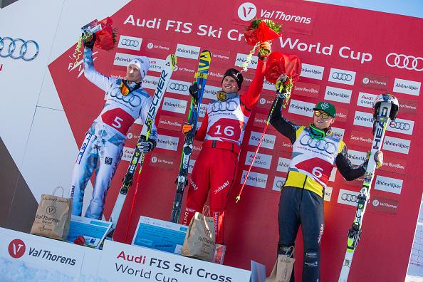 Marielle Thompson sempre più regina dello ski cross. In campo maschile Bischofberger ottiene la sua prima vittoria