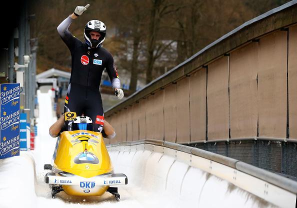 Johannes Lochner imbattibile in Coppa Europa anche ad Altenberg