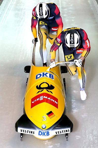 Francesco Friedrich ancora campione del mondo nel bob a 2