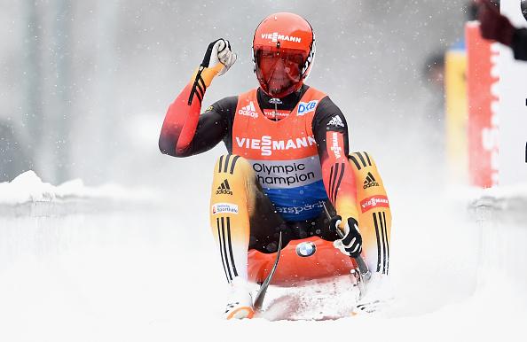 Wendl-Arlt dominano anche la gara sprint ed eguagliano il record di vittorie di Leitner Resch.