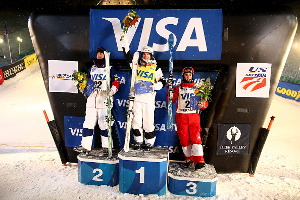 Kingsbury vince anche nelle dual moguls a Deer Valley. Prima vittoria stagionale per Justine Dufour-Lapointe