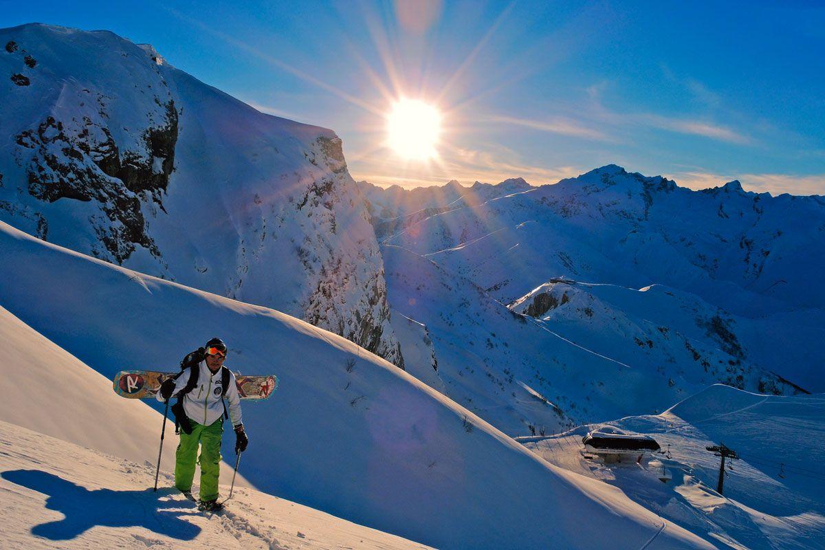Foto: Enrico Turnaturi  Snowboarder: Stefano Filipazzi