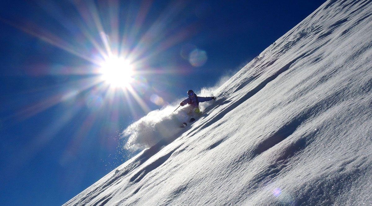 Foto: Enrico Turnaturi  Skier: Mattia Tosello