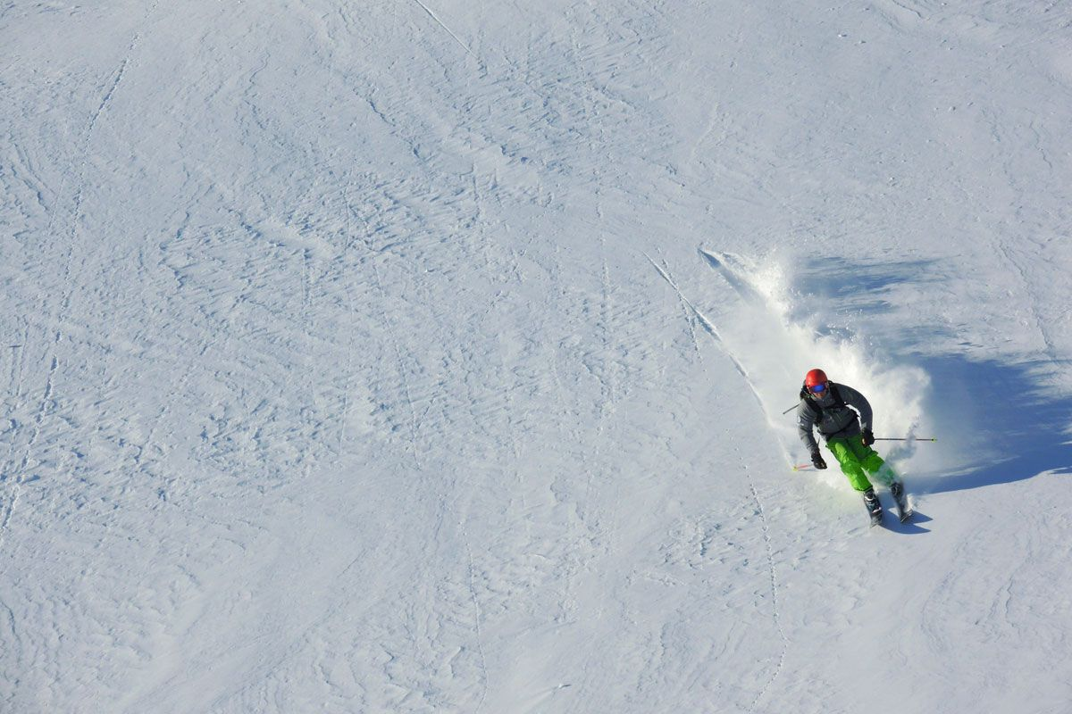 Foto: Enrico Turnaturi  Skier: Paolo Pernigotti