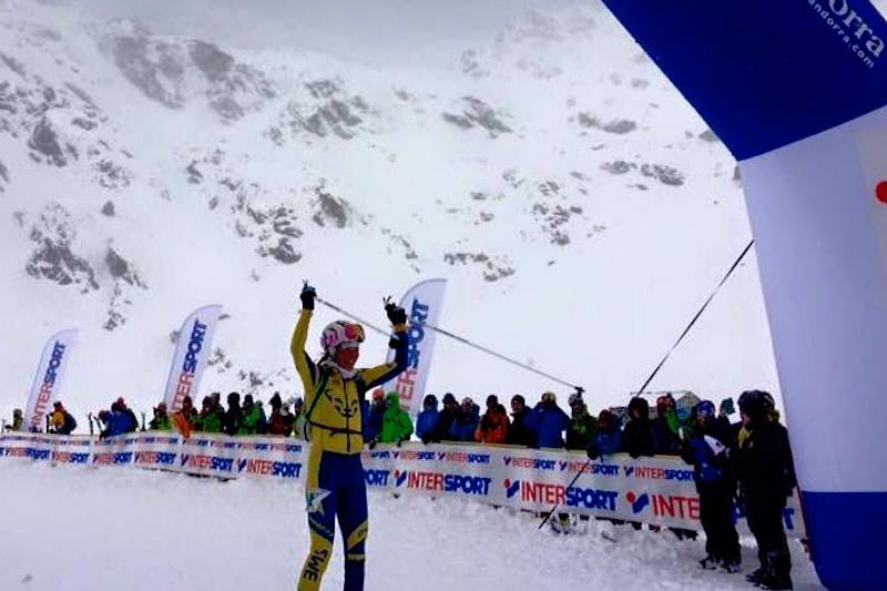 E' scattata ad Andorra la Coppa del Mondo di sci alpinismo