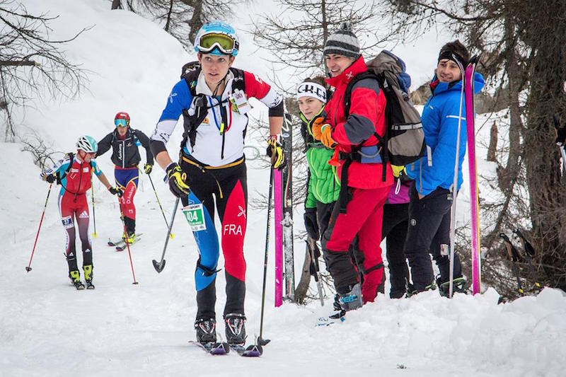 Risultati delle prime gare dei campionati europei di sci alpinismo