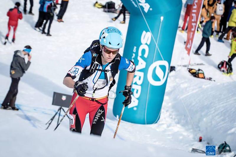 Risultati dei campionati nazionali di sci alpinismo