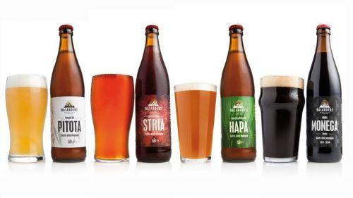 Balanders' la birra con lo spirito della montagna