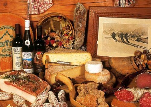 I prodotti tipici dop e doc della valle d 39 aosta for Prodotti tipici di roma