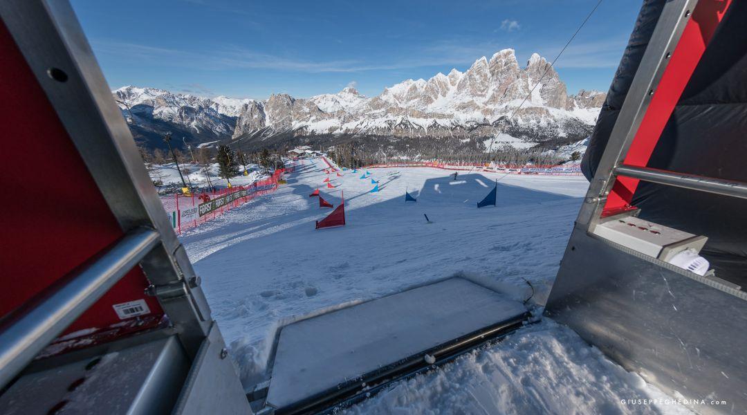 Al Faloria questo fine settimana le star dello Snowboard mondiale.