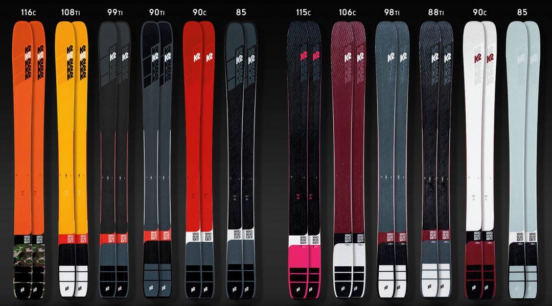 K2 presenta la nuova Mindbender collection
