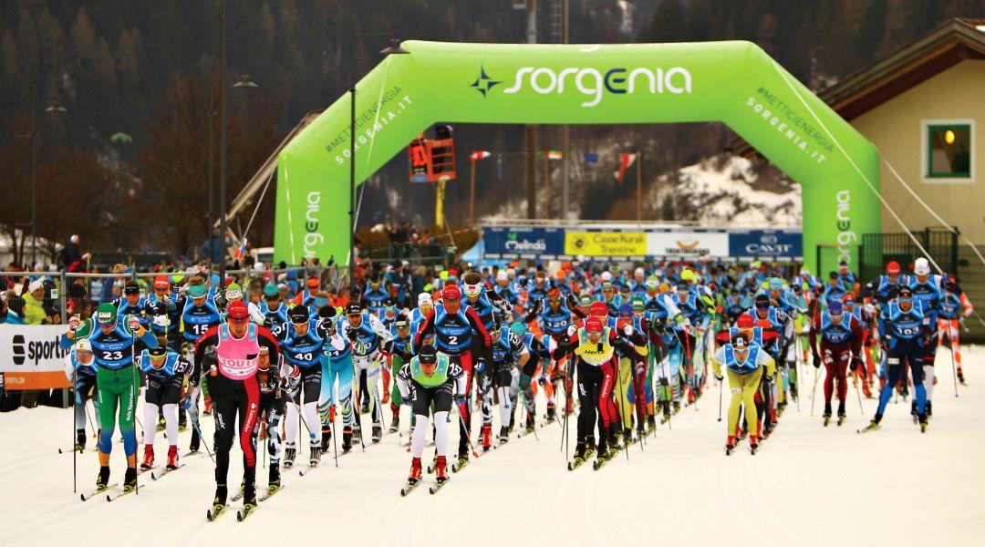 Marcialonga: gara confermata per il 27 gennaio