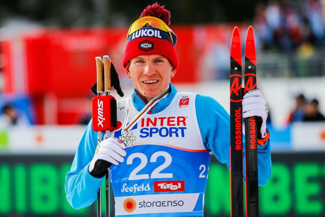 Bolshunov beffa i norvegesi nello Skiathlon di Lillehammer, quarto Klæbo