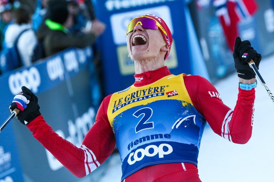 Bolshunov, un trionfo da padrone nel tempio di Oslo-Holmenkollen, è sua la 50 km