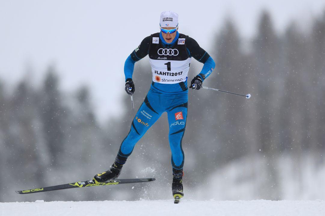 Chanavat porta la Francia alla vittoria nella Team Sprint, dominio svedese al femminile