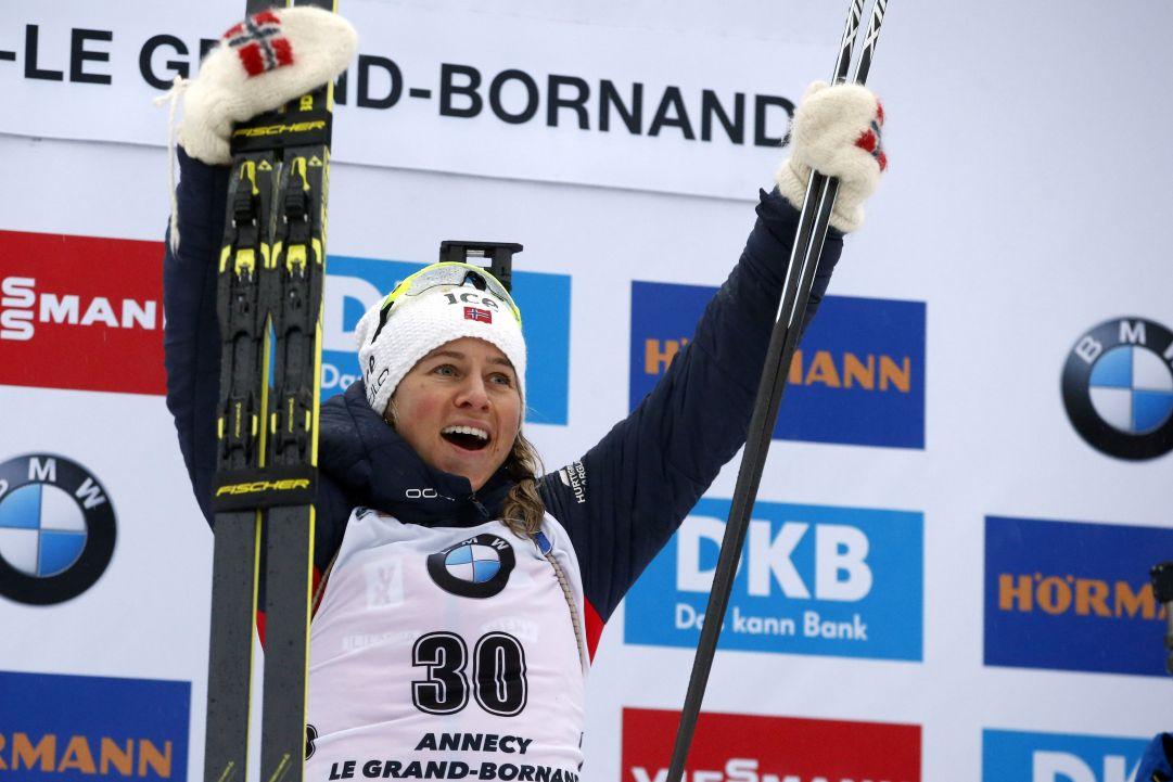 Sprint di Oberhof LIVE! Wierer difende il pettorale giallo, ma l'atleta da battere è Tiril Eckhoff