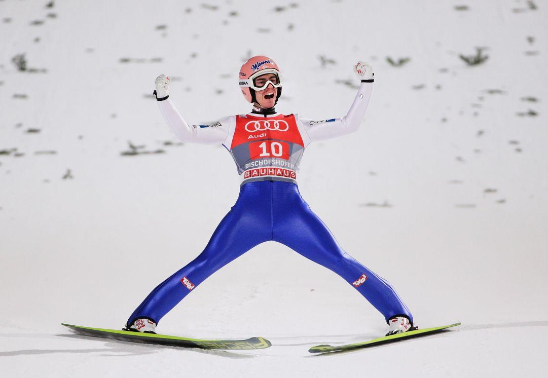 Stefan Kraft davanti a tutti nella qualificazione di Bischoshofen, domani il gran finale