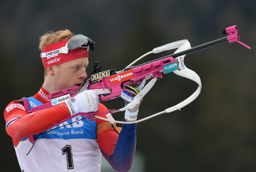 Vittoria da urlo per Johannes Bø nell'Individuale di Östersund