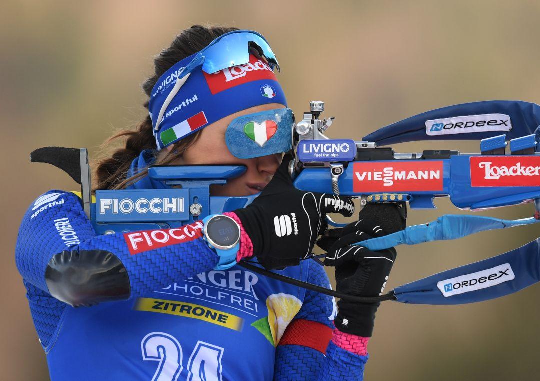 Staffetta Femminile di Ruhpolding, l'Italia va a caccia del podio