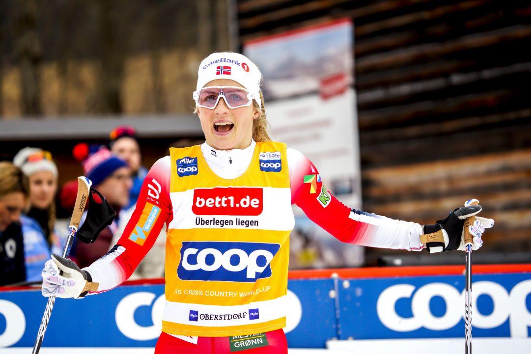 Pål Golberg rimonta e fa suo lo Ski Tour. Johaug in fuga verso la leggenda