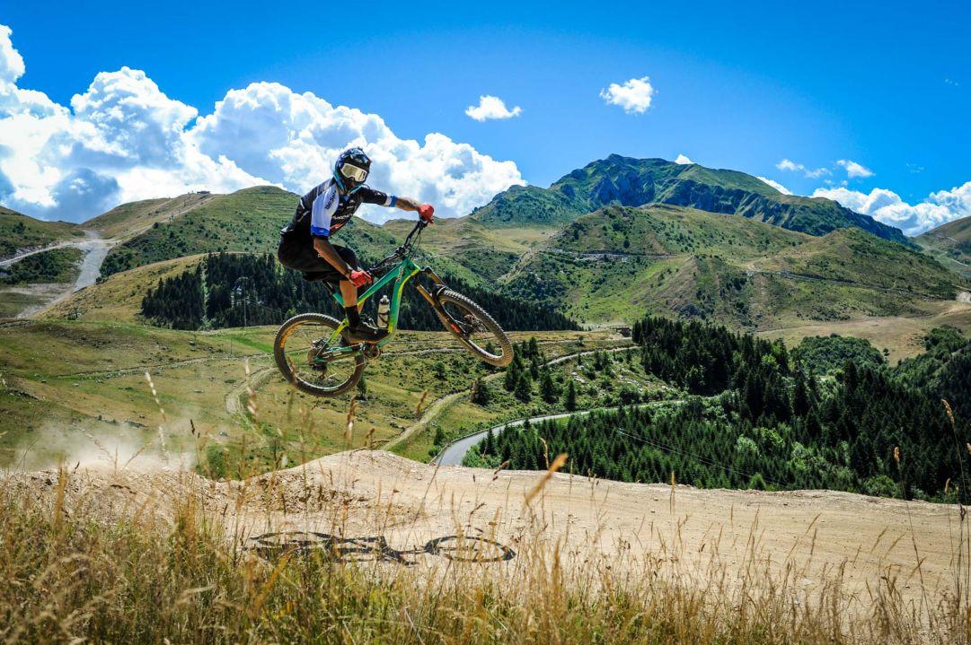 Prato Nevoso: il bike park più grande del cuneese