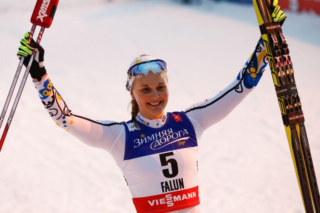 Una meteora approda nel mondo biathlon: Stina Nilsson imbraccia la carabina